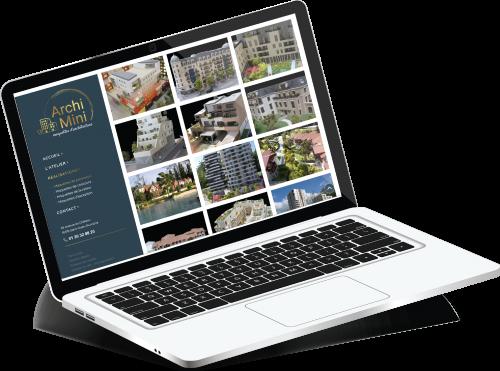 Création de site internet par Agoraline agence web 95
