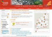 EPA Plaine de France (Etablissement Public d'Aménagement), audit, amélioration de l'ergonomie