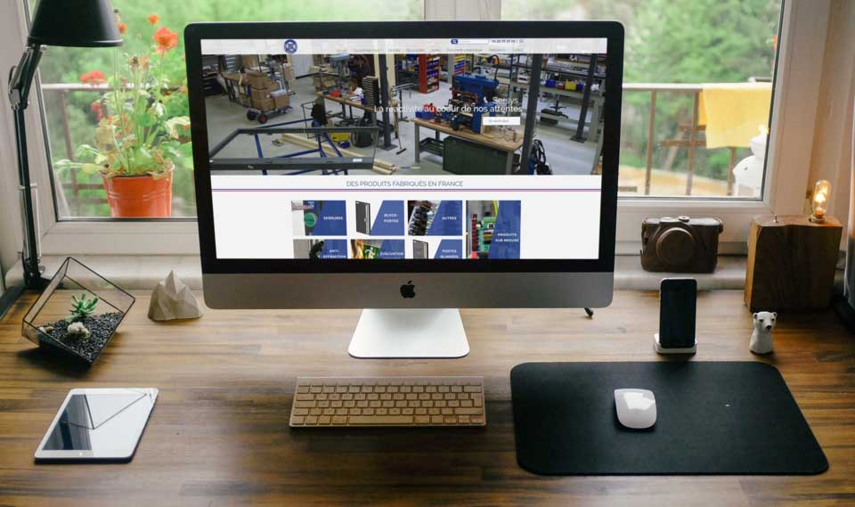 Web agency 95 spécialisée dans la création et la refonte de site internet