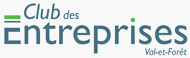 Logo Club des Entreprises Val & Foret