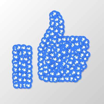Amélioration de la présence sur les réseaux sociaux 95